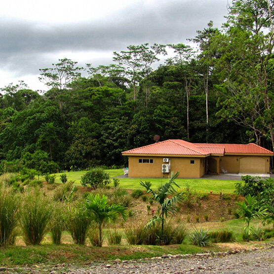 Costa Rica Properties for Sale - American Style Home